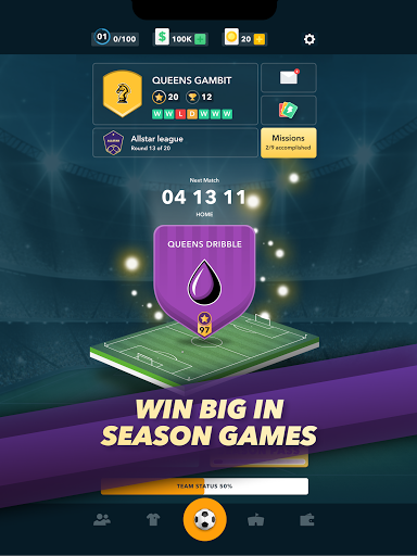 World Football Manager 2021 - Become the Top GM! Apkfinish screenshots 15