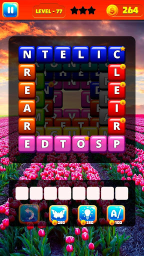 Wordy: Hunt & Collect Word Puzzle Game 1.2.2 screenshots 2