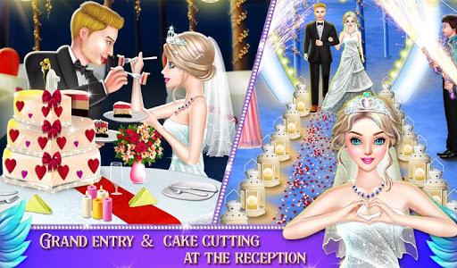 princess royal wedding game: love crush game screenshot 2