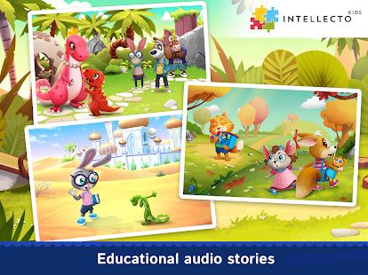 I like Educational Stories
