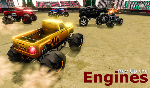 Demolition Derby 2021 - Monster Truck Destroyer modavailable screenshots 17