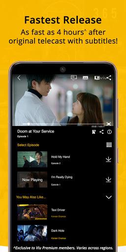 Viu: Korean Drama, Variety & Other Asian Content  Paidproapk.com 4