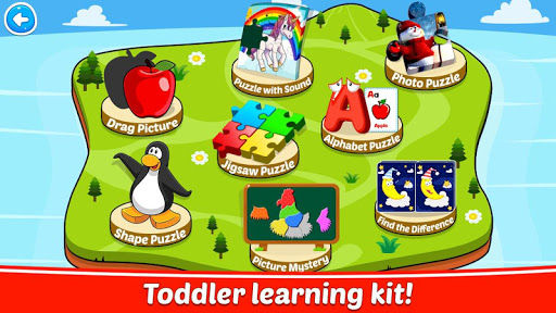 Toddler Puzzle Games - Jigsaw Puzzles for Kids android2mod screenshots 2
