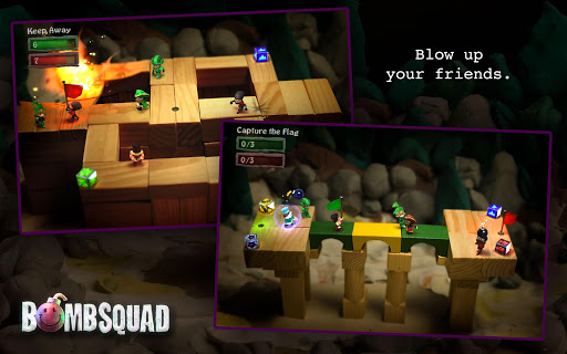 Code Triche BombSquad (Astuce) APK MOD screenshots 2