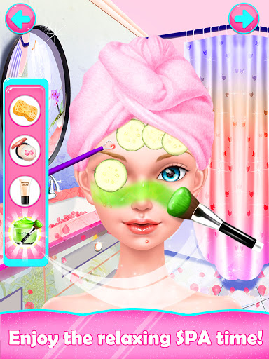 Fashion Doll: Shopping Day SPA u2764 Dress-Up Games 2.6 screenshots 12
