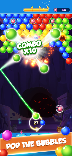 Bubble Shooter Glory screenshots 1