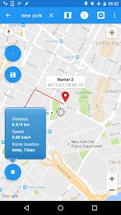 Fake GPS Joystick & Routes Go v1.6.1 [Patched] 5