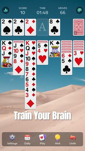 Solitaire - Classic Card Game, Klondike & Patience 1.0.0-21061246 screenshots 3