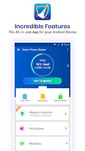 Smart Phone Cleaner - Speed Booster & Optimizer Screenshot