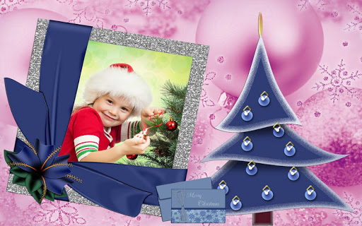 Christmas Photo Frames For PC Windows (7, 8, 10, 10X) & Mac Computer Image Number- 8