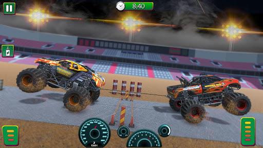 Trucks Tug of war: Monster Pull Match  screenshots 5