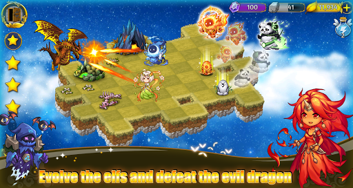 Dragon & Elfs android2mod screenshots 8