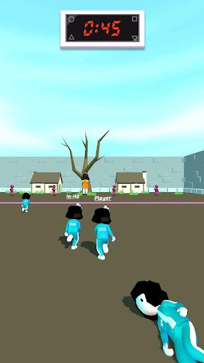 Pink Game: Squid, Fish Game  screenshots 1