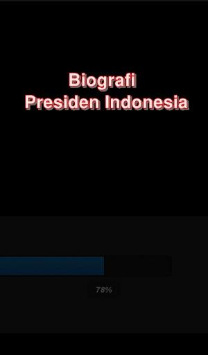 Biografi Presiden Indonesia screenshots 1