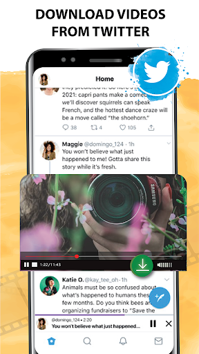 All Video Downloader 2020 - Download Videos HD apktram screenshots 5