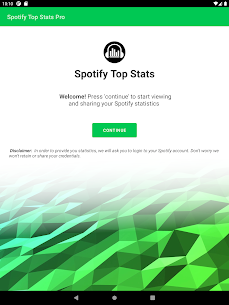 Spotify Top Stats Pro Apk 1.4 (Full Paid) 7