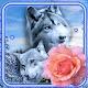 Wolves Roses Live Wallpaper
