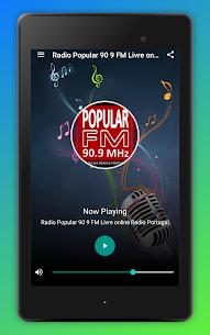 Radio Popular 90 9 FM Live Free Radio Portugal 5