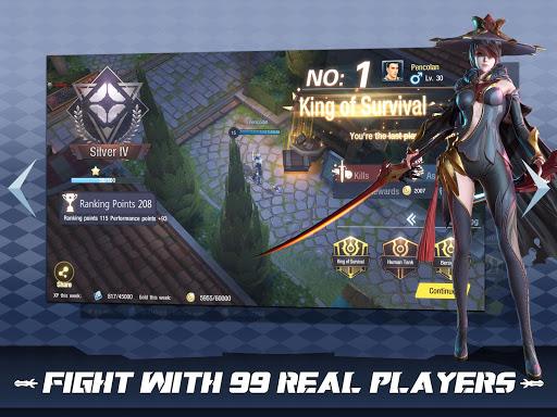 Survival Heroes - MOBA Battle Royale 2.3.1 screenshots 10