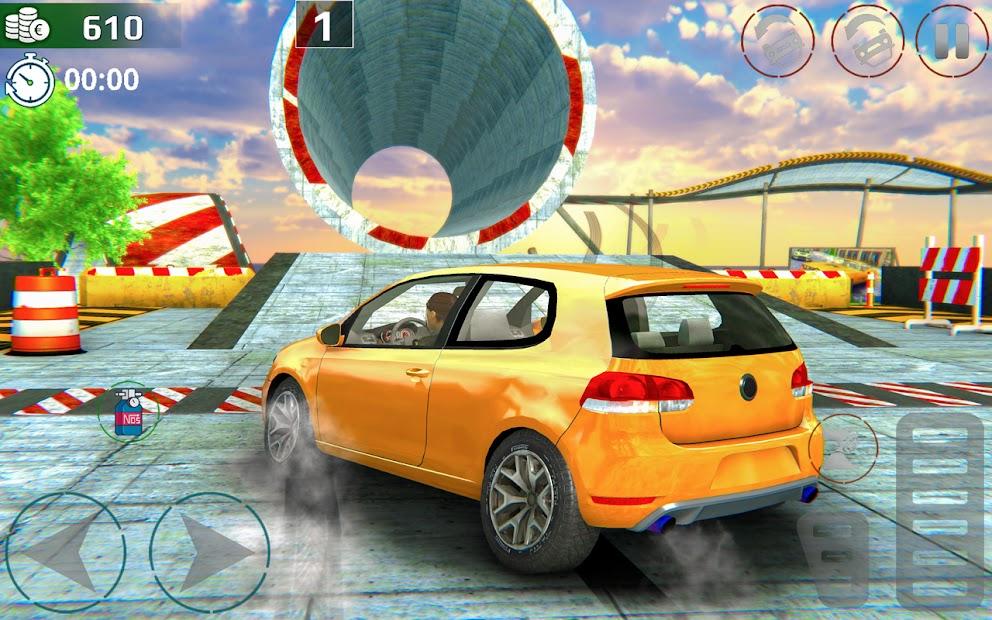Stunt Extreme Car Simulator
