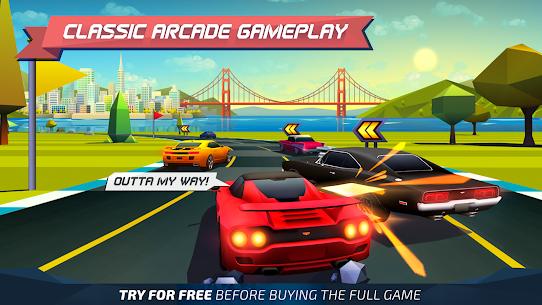 Horizon Chase – Thrilling Arcade MOD APK 1.9.29 (Unlimited Money, Unlocked) 8