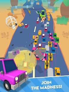 Schermata di Mad Cars
