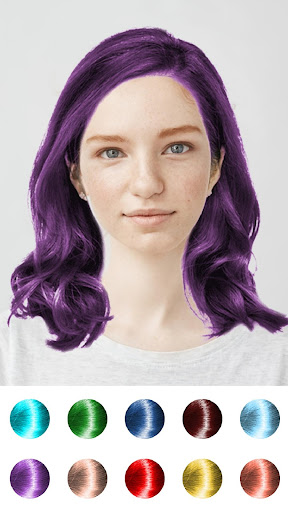 Hair Try On  Screenshots 5