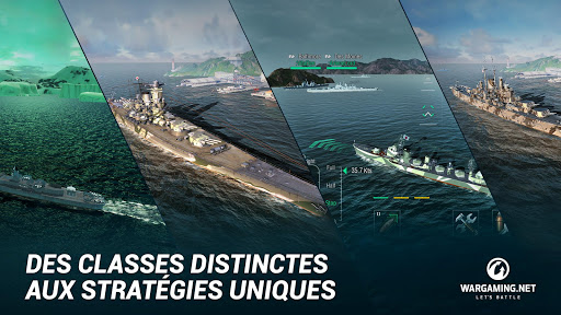 Code Triche World Of Warship Blitz: Jeu de Bataille Navale (Astuce) APK MOD screenshots 4