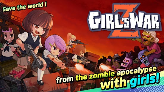 Girl's War Z Screenshot