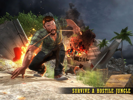 Hero Jungle Adventure - Jungle Survival Game 2020 screenshots 8
