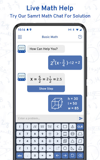 Math Scanner By Photo - Solve My Math Problem android2mod screenshots 16