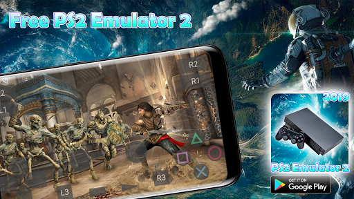 Free Pro PS2 Emulator 2 Games For Android 2019  Screenshots 5