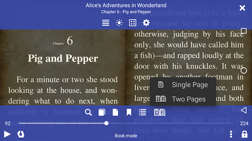 Librera - reads all books, PDF Reader 8.3.109 Screenshots 17