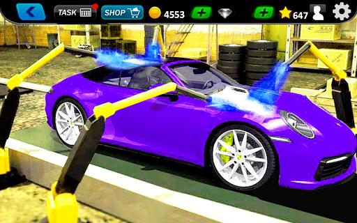 Modern Car Wash: Car Mechanic & Car Parking Games 0.5 screenshots 4