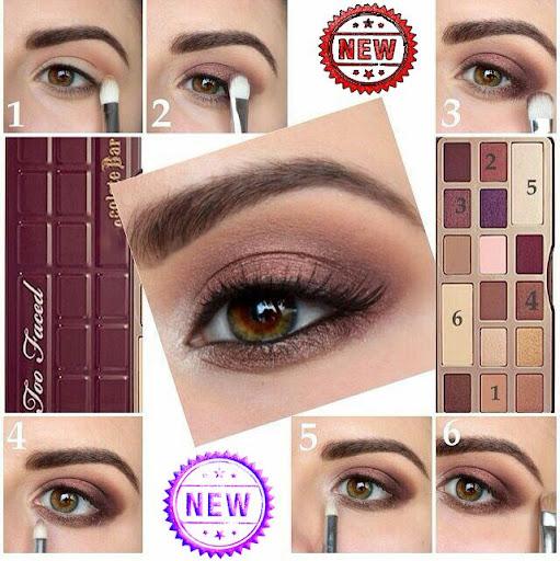 i learn to make up (face, eye, lip) 14.0.16 Screenshots 8