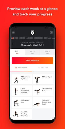 Volt: Gym & Home Workout Plans 1.86.0 Screenshots 5