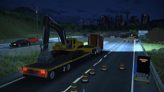Truck Simulator PRO 2 APK ** Son Sürüm Güncel 2021** 9