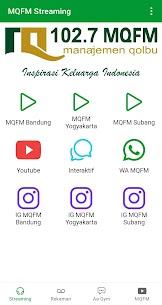 MQFM (Manajemen Qalbu FM) 5.0.8 APK + MOD (Unlocked) 1