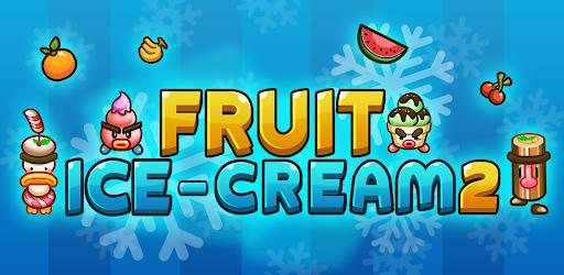 Fruit Ice Cream 2 Ice Cream War Maze Game التطبيقات على Google Play