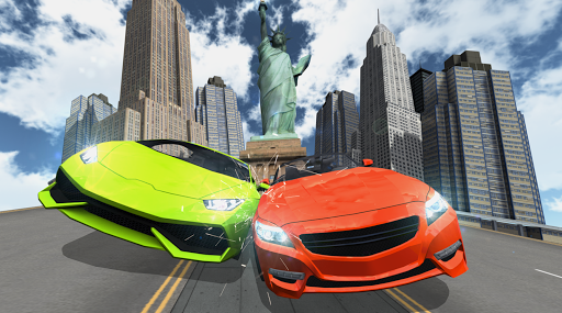 Car Driving Simulator: NY 4.17.2 screenshots 7