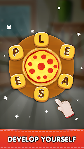 Word Pizza - Word Games Puzzles  screenshots 5