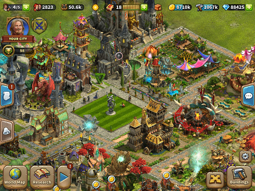 Elvenar - Fantasy Kingdom 1.119.5 screenshots 8
