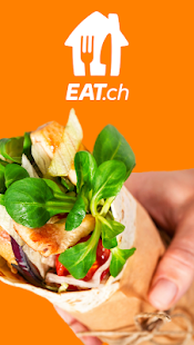 EAT.ch - Order food online Screenshot