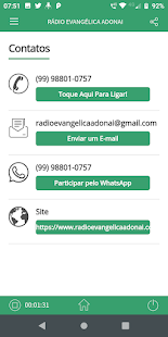 Download Rádio Evangélica Adonai For PC Windows and Mac apk screenshot 3