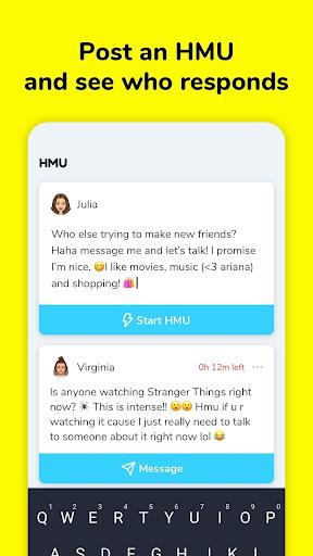 LMK: Q&A and Make Friends 2.21 screenshots 5