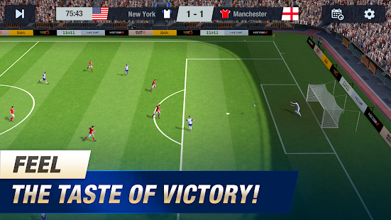 11x11: Soccer Club Manager screenshots 14