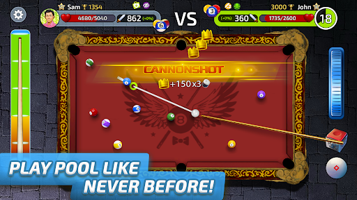 Pool Clash: 8 ball game  screenshots 2