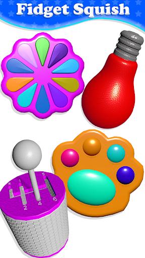 Fidget Toys Sensory Tools ASMR Pop It Toys  screenshots 4