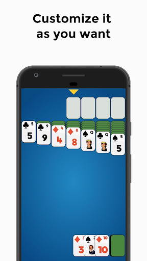 Solitaire free: 140 card games. Classic solitaire 2.30.06.14 screenshots 4