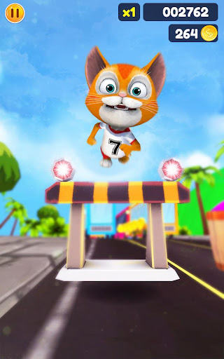 Cat Run Simulator 3D : Design Home screenshots 9